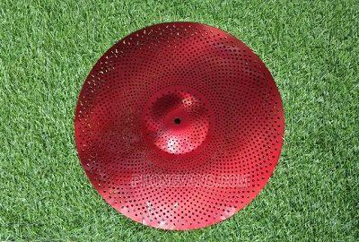 Xanh pan đồng lỗ màu đỏ 16 in