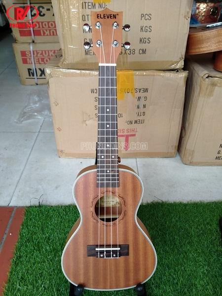 Đàn ukulele gỗ mahogany 24 inch