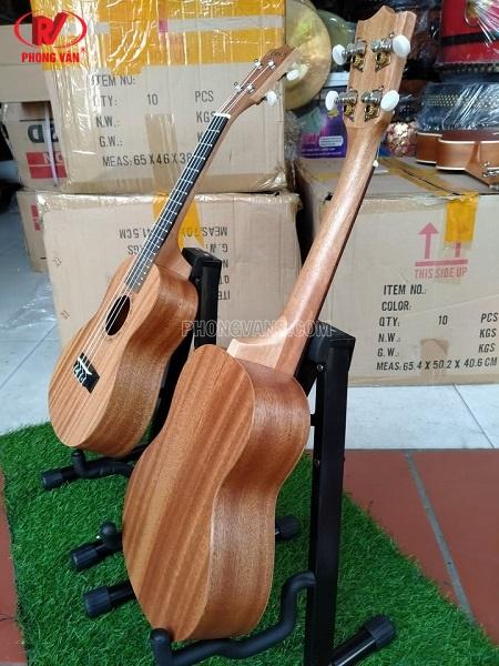 Đàn ukulele gỗ size 23 inch Uk23