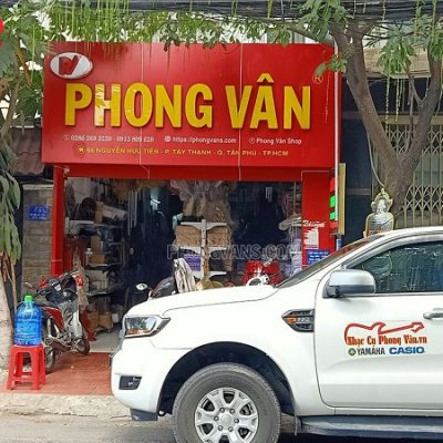 Shop nhạc cụ Tân Phú