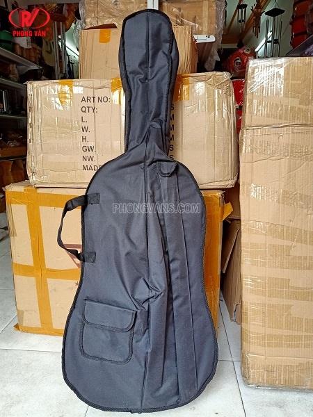 Bán đàn cello size 4/4 vân gỗ đẹp