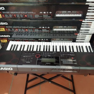 Bán sỉ đàn organ Casio CT-X5000 dự án thiết bị trường học