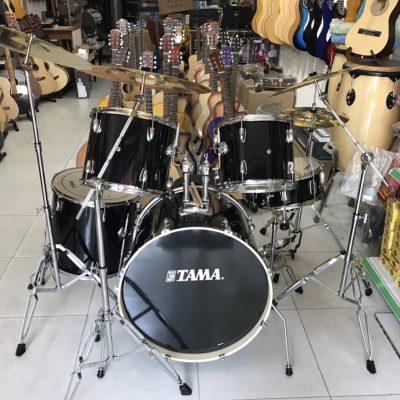 Bán trống jazz Tama màu đen giá rẻ