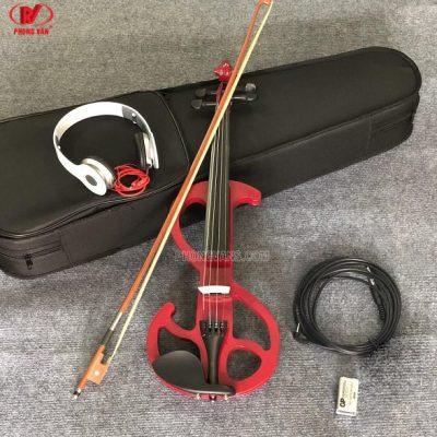 Bán đàn violin điện màu đỏ