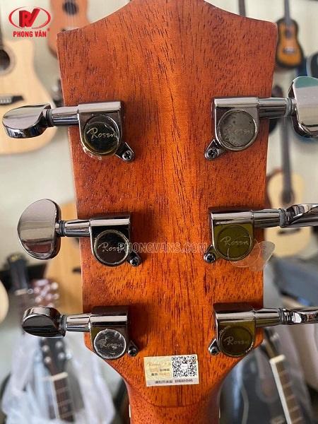 Bán sỉ buôn guitar acoustic Rosen G15 gỗ tự nhiên