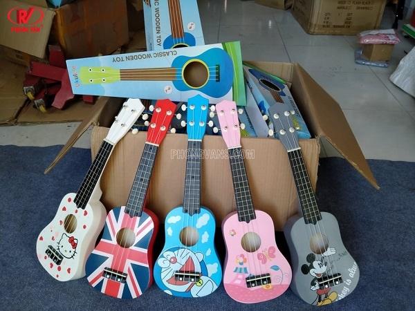 Bán đàn guitar ukulele quận Tân Phú