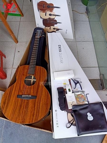 Bán sỉ buôn đàn guitar acoustic Enya EA-X1 giá rẻ