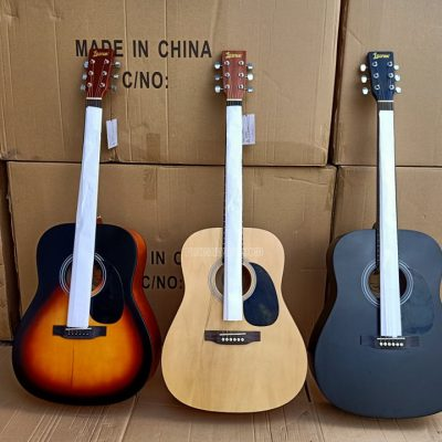 Bán sỉ đàn guitar acoustic hiệu Lauren size 41in