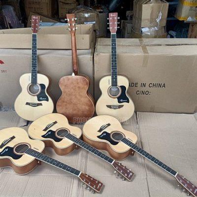 Bán sỉ đàn guitar acoustic Rosen R-135 dáng OM