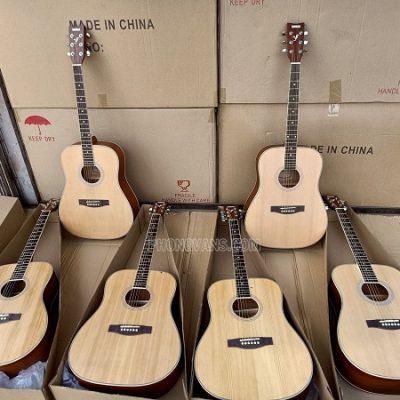 Bán sỉ đàn guitar Yamaha F3000 gỗ mahogany