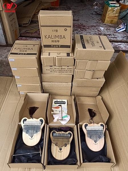 Bán sỉ đàn Kalimba 17 phím giá rẻ nhất