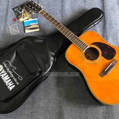 Đàn guitar gỗ cẩm ấn Morris W30S giá rẻ