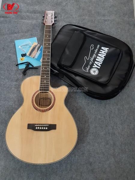 Đàn guitar hãng Yamaha Gw850 thùng mỏng thinbody