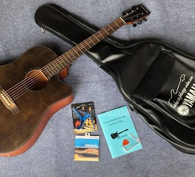 Đàn guitar thùng hiệu G-Danube EQ 7545