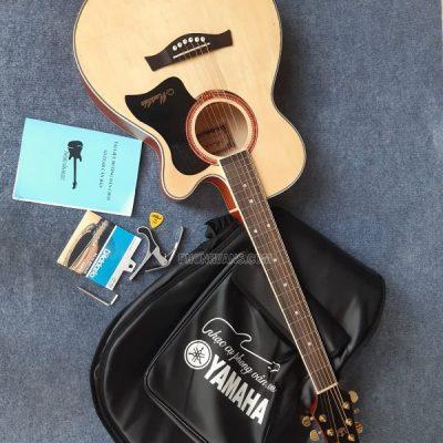 Đàn guitar thùng khuyết giá rẻ Matilda R135
