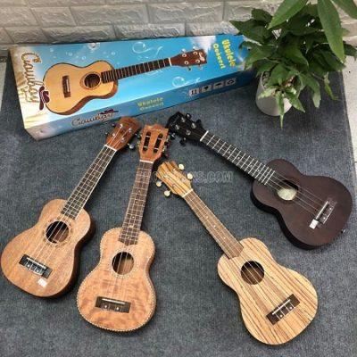 Đàn ukulele gỗ size 21 in