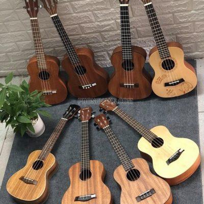 Đàn ukulele gỗ size 26 inch