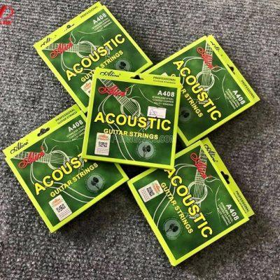 Dây đàn guitar thùng acoustic Alice A408
