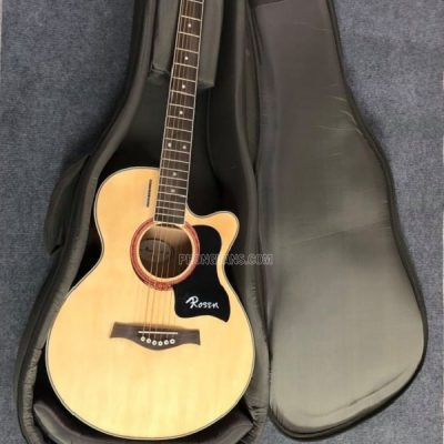 Túi đựng đàn guitar 41inch cứng vải cotton