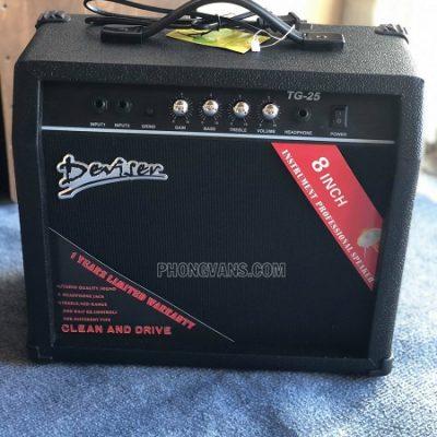 Ampli chơi guitar hiệu Deviser 25W