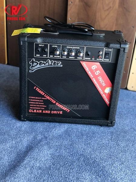 Amply Deviser khuyếch đại âm thanh guitar 15W