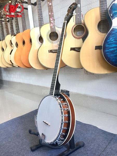 Đàn Banjo 5 dây handmade hiệu Irin