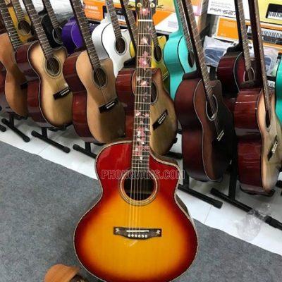 Đàn guitar acoustic cao cấp hãng Guson