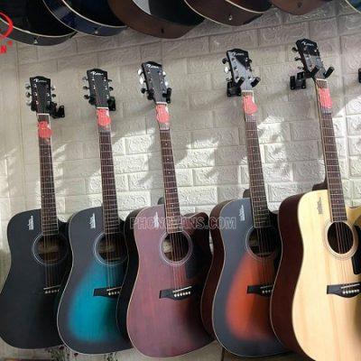 Đàn guitar acoustic chính hãng Rosen G11 gỗ thịt mahogany