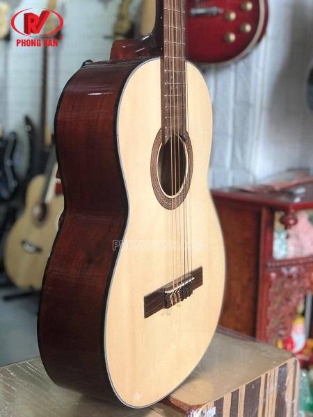 Đàn guitar classic nylon gỗ hồng đào