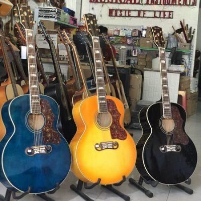 Đàn guitar Gibson Usa J200 giá rẻ