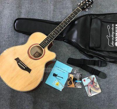 Đàn guitar thùng Yamaha Gw850 tặng full phụ kiện