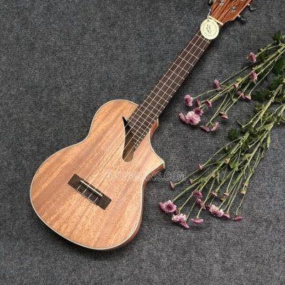 Đàn ukulele gỗ cao cấp