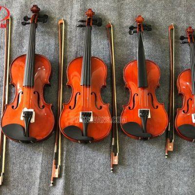 Đàn violin gỗ gụ tốt