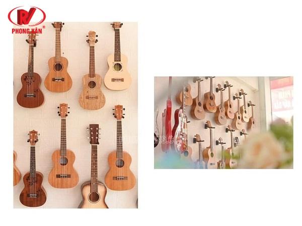 Shop nhạc cụ Phong Vân tại Hà Nội