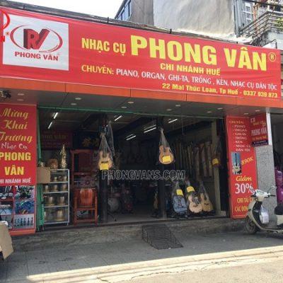 Chi nhánh Nhạc cụ Phong Vân tại TP. Huế