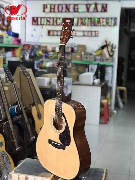 Đàn guitar Yamaha F600 gỗ mahogany