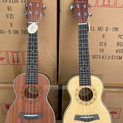 Bán sỉ đàn ukulele gỗ hãng Fender UK23