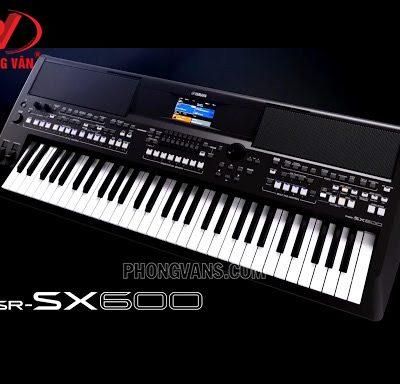 Đàn organ Yamaha PSR-SX600 chính hãng giá rẻ