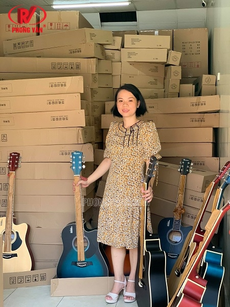Tổng kho nhạc cụ Phong Vân Hà Nội