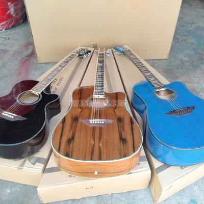 Bán sỉ buôn đàn guitar acoustic Jade Butterfly JD-218C
