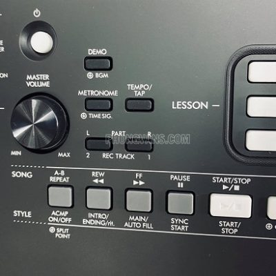 Bán sỉ buôn đàn organ Yamaha Psr-E373 giá rẻ