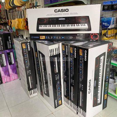 Bán sỉ đàn organ Casio CT-X3000 chính hãng giá rẻ