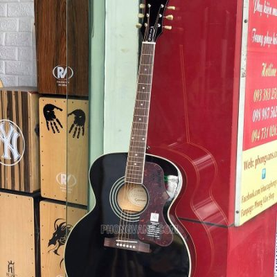 Đàn guitar acoustic hãng Epiphone dáng Jumbo EJ-200data-cloudzoom =