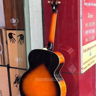 Đàn guitar acoustic hãng Epiphone dáng Jumbo EJ-200