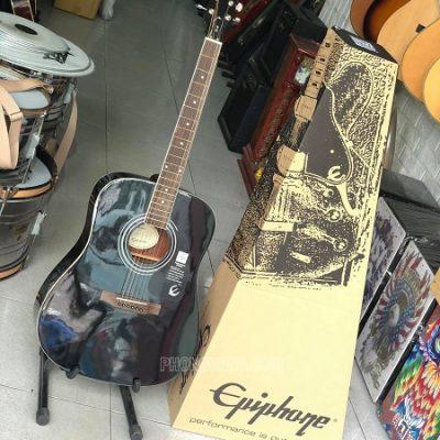 Đàn guitar thùng hiệu Epiphone DR-100 giá rẻ