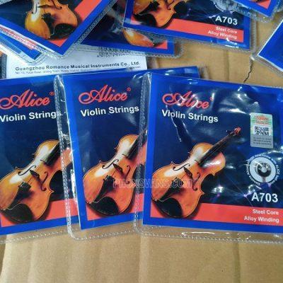 Bán sỉ dây đàn violin Alice A703