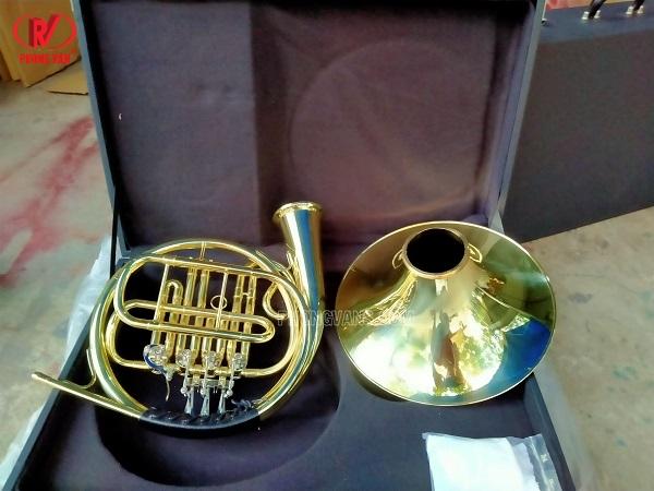Bán sỉ kèn Cor french horn 4 phím bấm