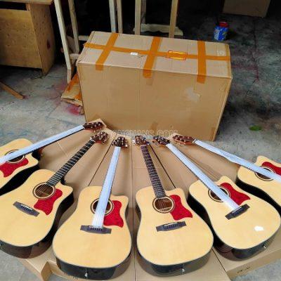 Bán sỉ lẻ đàn guitar Saiger gỗ cẩm ấn GN-70-N