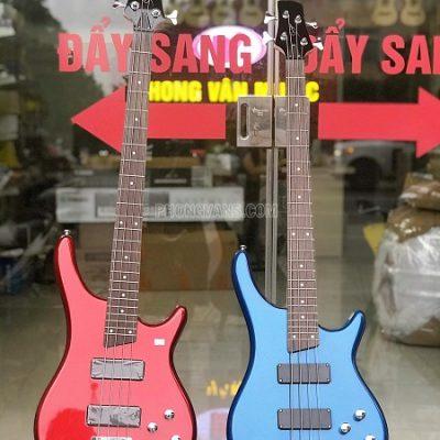 Đàn guitar Bass điện 4 dây hãng Saiger G-B3