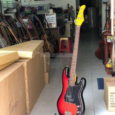 Đàn guitar bass điện hãng Fender 4 dây
